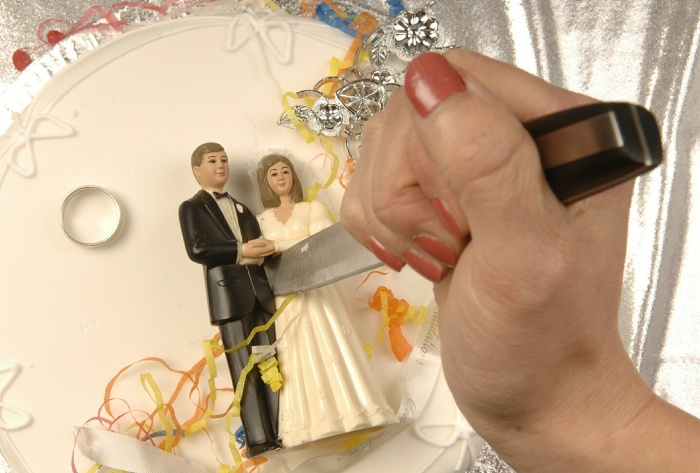 Amicable divorce? I tried thatonce!